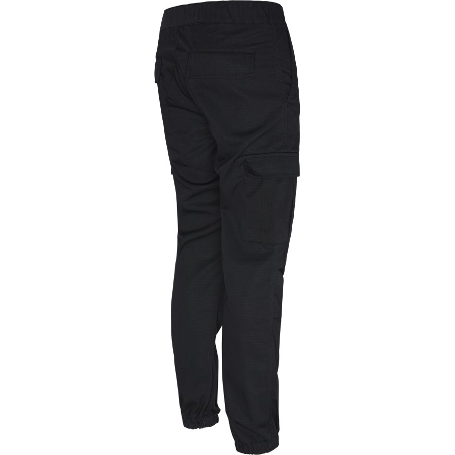 CARGO - Cargo Pants - Bukser - Regular - SORT - 4