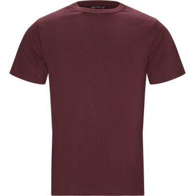 Steve T-shirt Regular | Steve T-shirt | Bordeaux