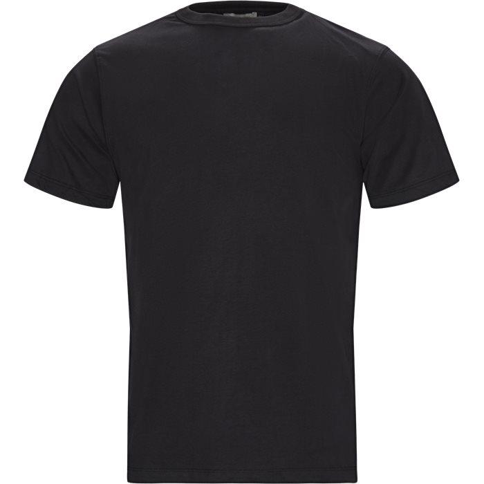 Steve T-shirt - T-shirts - Regular - Sort