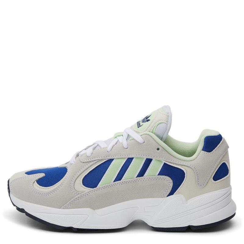 Image of   Adidas Originals Yung-1 Sneaker Grå