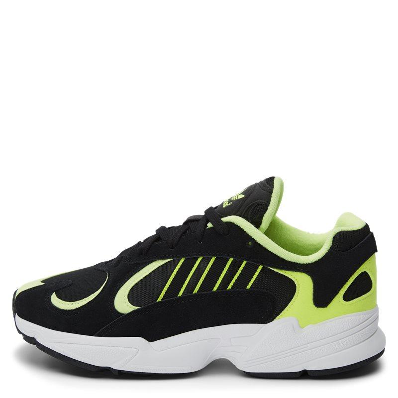 Image of   Adidas Originals Yung-1 Sneaker Sort