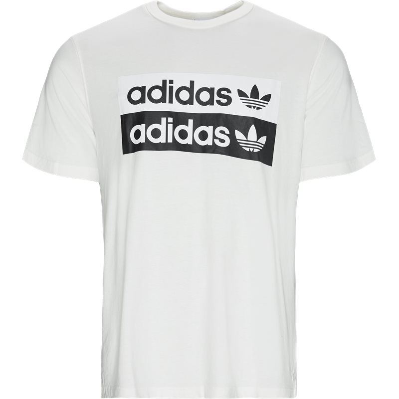 Image of   Adidas Originals Vocal Logo Tee Hvid