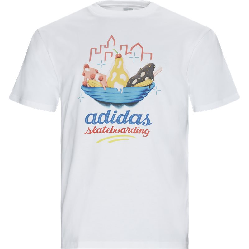 Image of   Adidas Originals Urgello Tee Hvid