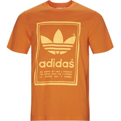 Vintage Tee Regular | Vintage Tee | Orange