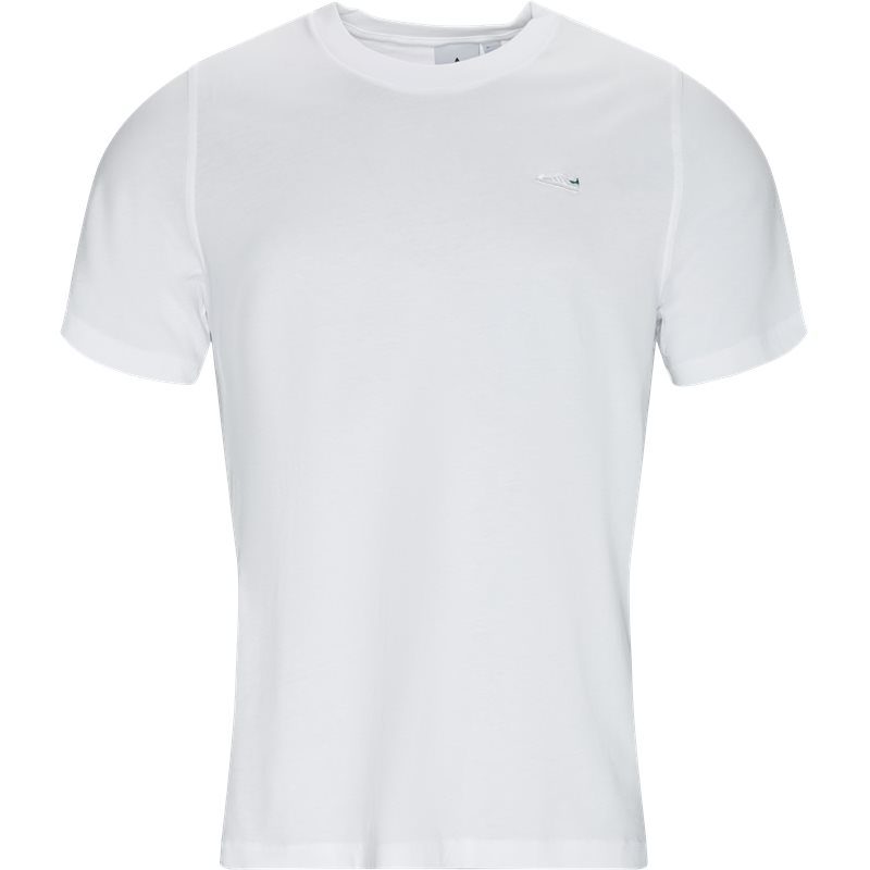 Image of Adidas Originals Mini Embroidery Tee Hvid