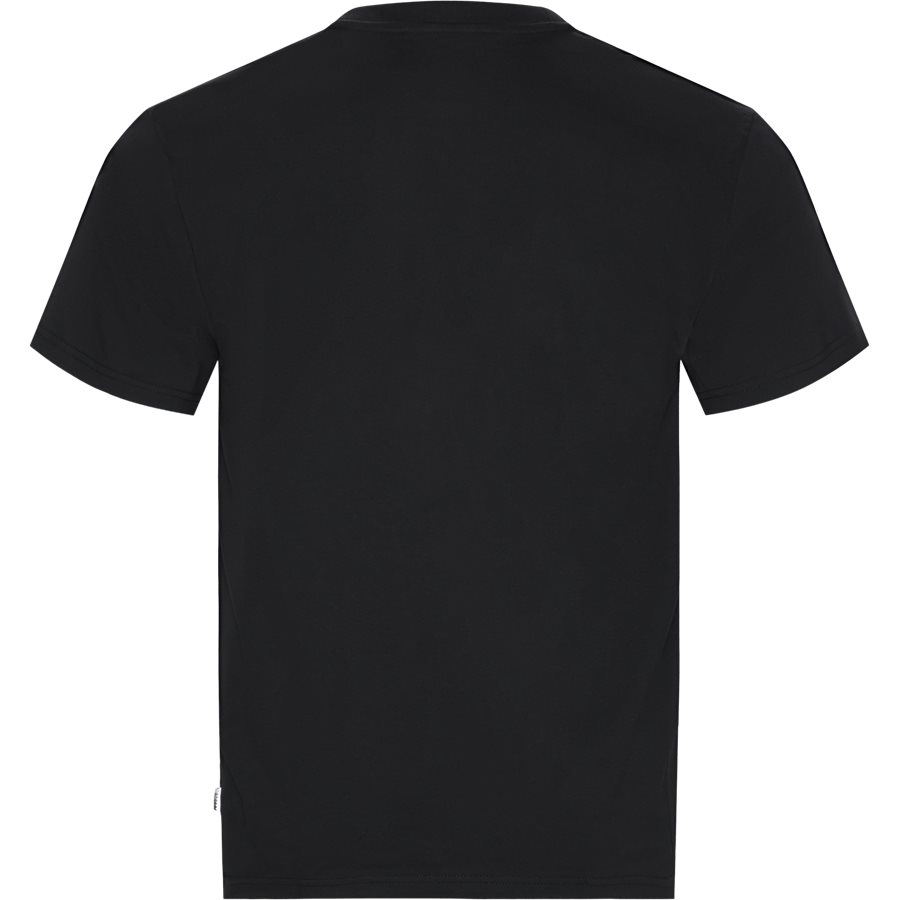 BB PILLAR EC7377 - BB Pillar Tee - T-shirts - Regular - SORT - 2