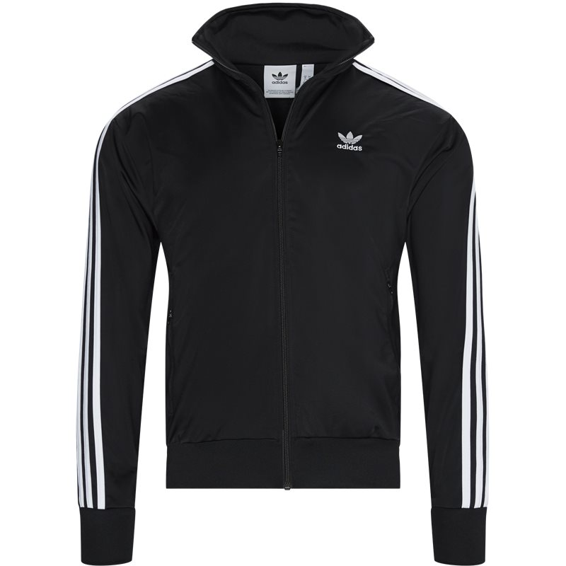Image of   Adidas Originals Firebird Tt Sweatshirt Sort
