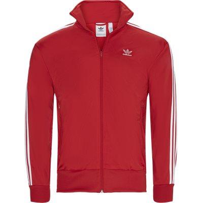 Firebird TT Sweatshirt Regular | Firebird TT Sweatshirt | Rød