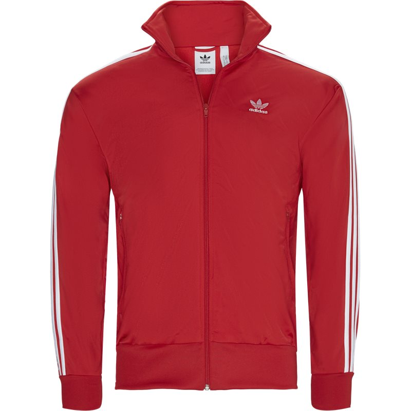 Image of   Adidas Originals Firebird Tt Sweatshirt Rød