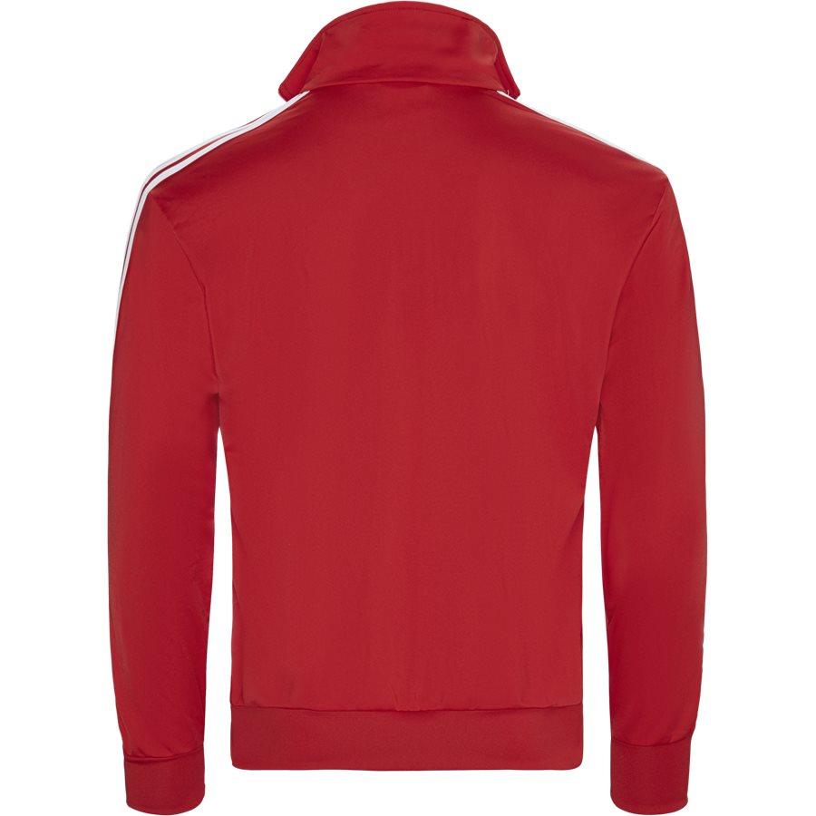 FIREBIRD ED6071 - Firebird TT Sweatshirt - Sweatshirts - Regular - RØD - 2