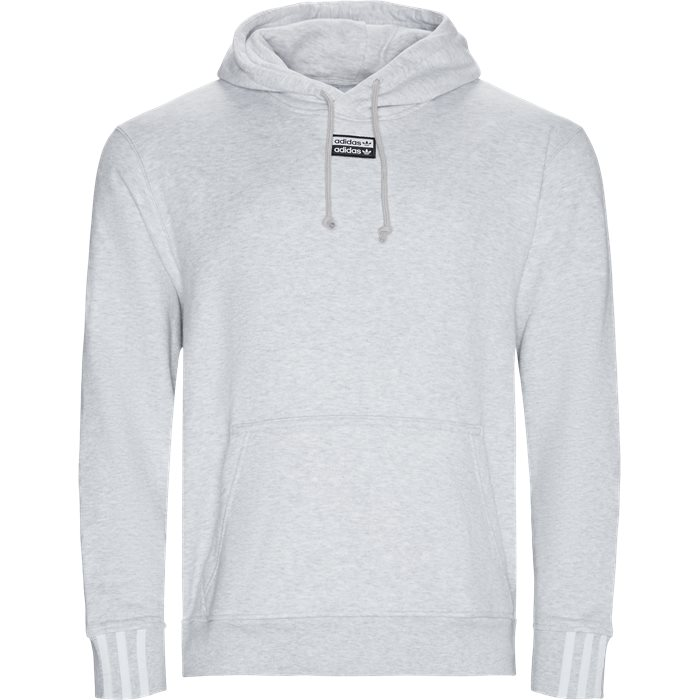 EJ7423 Vocal Oth Hoody - Sweatshirts - Regular - Grå