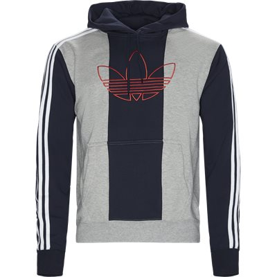 Off Court Sweatshirt Regular | Off Court Sweatshirt | Blå