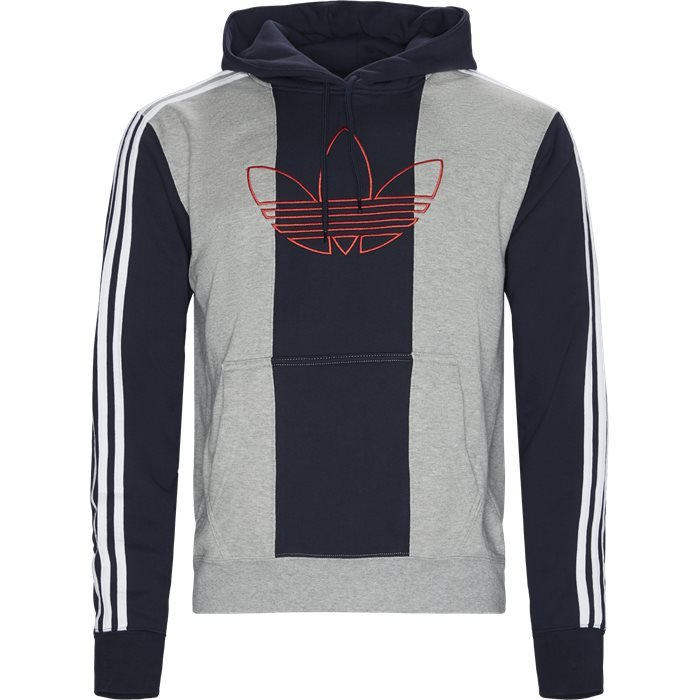 Off Court Sweatshirt - Sweatshirts - Regular - Blå