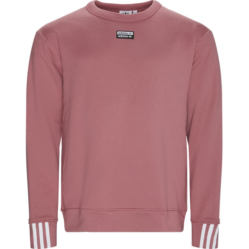Image of Adidas Originals Ek2980 Vocal Crewneck Sweatshirt Rosa