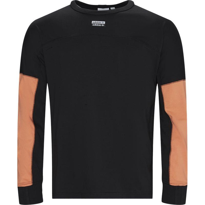 Image of   Adidas Originals R.y.v. Blkd Ls Tee Sort