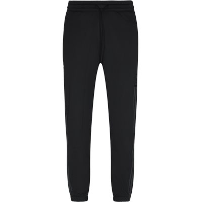 Tech Sweatpant Regular | Tech Sweatpant | Sort