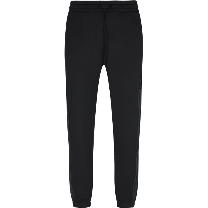 Tech Sweatpant - Bukser - Regular - Sort