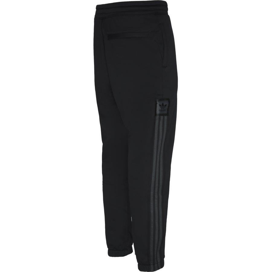 TECH EC7311 - Tech Sweatpant - Bukser - Regular - SORT - 3