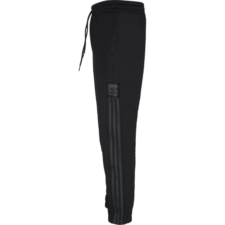 TECH EC7311 - Tech Sweatpant - Bukser - Regular - SORT - 4