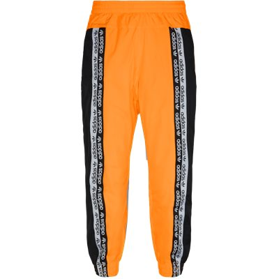 Regular | Trousers | Orange