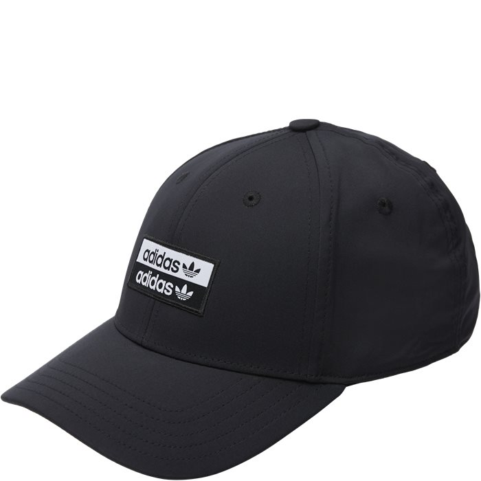 ED8016 Bball Cap - Caps - Sort