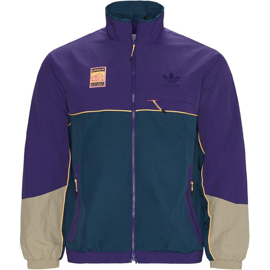 TRACKTOP FR0593 - Track Top - Sweatshirts - Regular - LILLA - 1