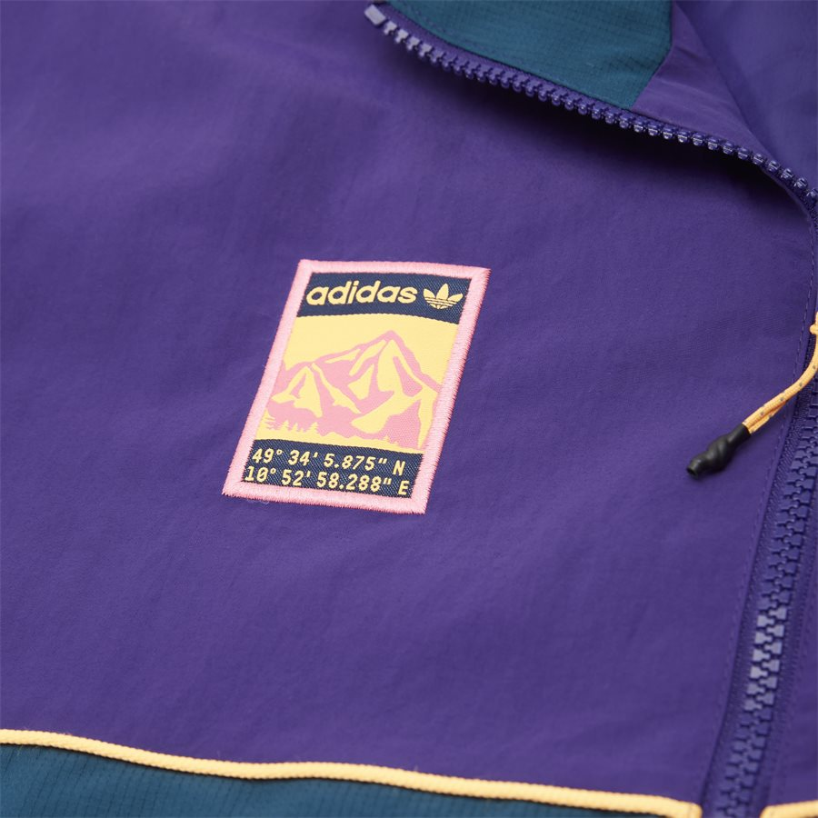 TRACKTOP FR0593 - Track Top - Sweatshirts - Regular - LILLA - 4