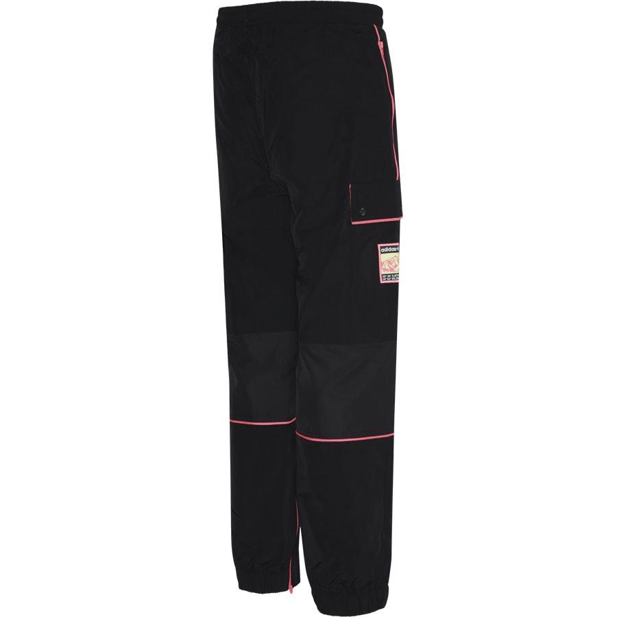 TRACK PANT FR0592 - Track Pant - Bukser - Regular - SORT - 3