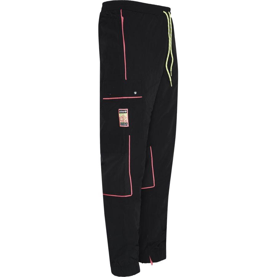 TRACK PANT FR0592 - Track Pant - Bukser - Regular - SORT - 4