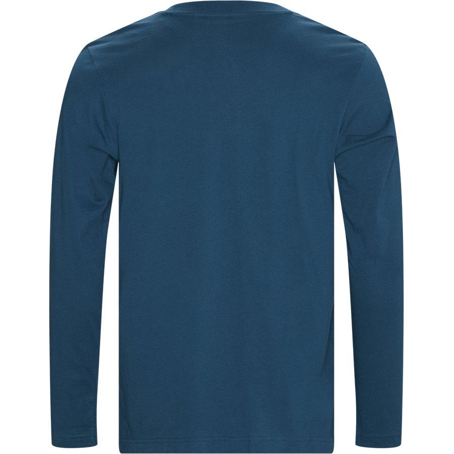 LONGSLEEVE FR0587 - T-shirts - Regular - PETROL - 2