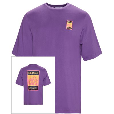 Regular | T-shirts | Lilac