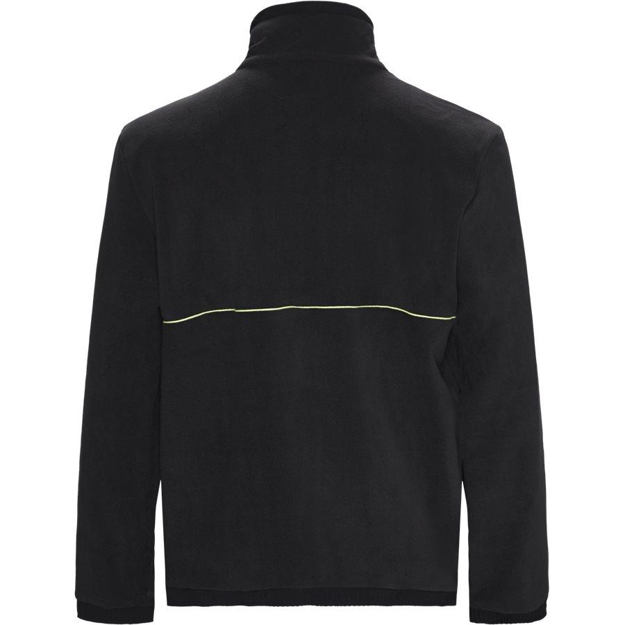 POLAR TOP FR0599 - Polar Top Sweatshirt - Sweatshirts - Regular - SORT - 2