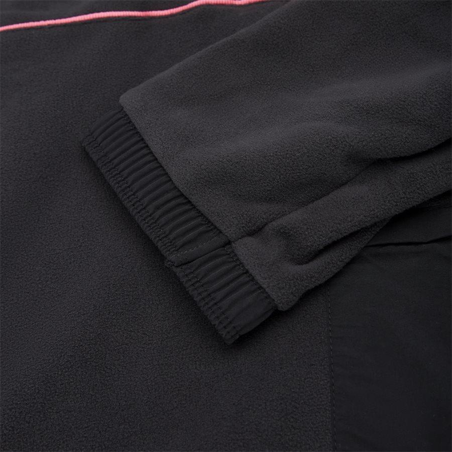 POLAR TOP FR0599 - Polar Top Sweatshirt - Sweatshirts - Regular - SORT - 3