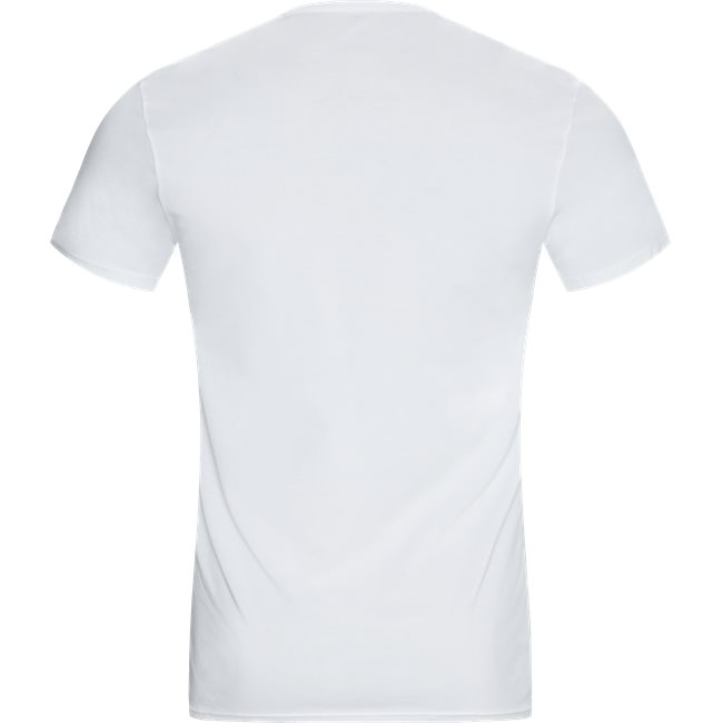 2-Pack O-Neck T-shirts