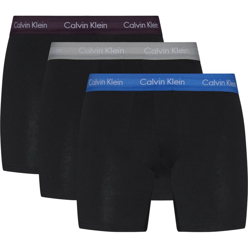 Image of   Calvin Klein 3-pack Boxer Brief Sort
