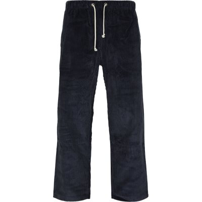 Cordory Pant Straight fit | Cordory Pant | Blå