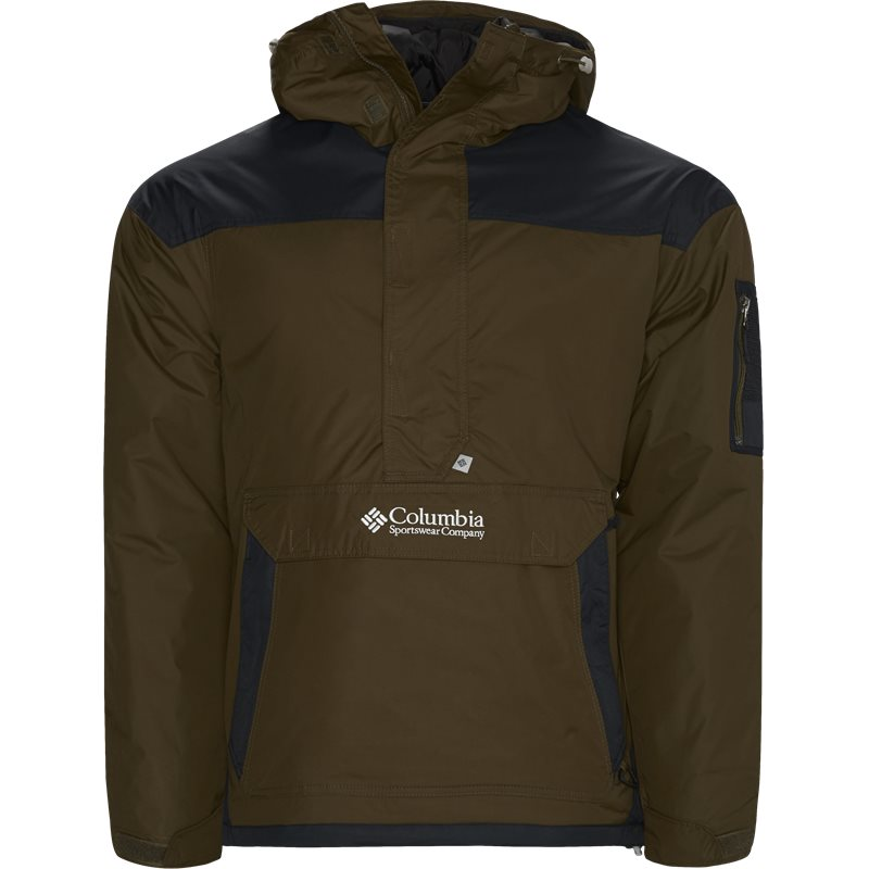 Image of   Columbia Challenger Pullover Jacket Grøn