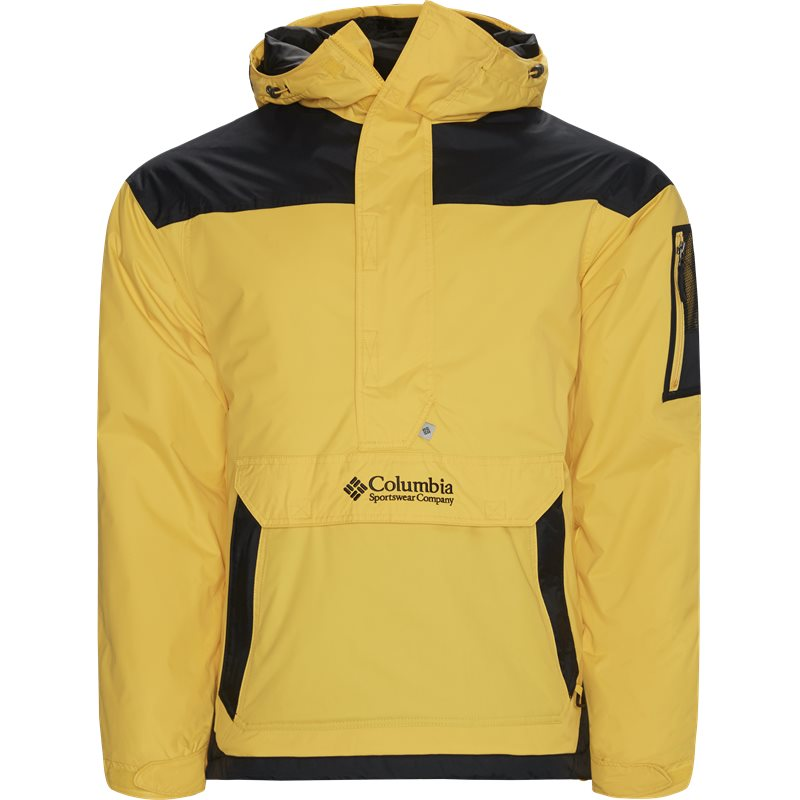 Image of   Columbia Challenger Pullover Jacket Gul/sort