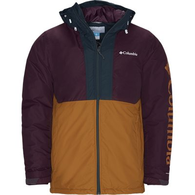 Timberturner Jacket Regular | Timberturner Jacket | Bordeaux