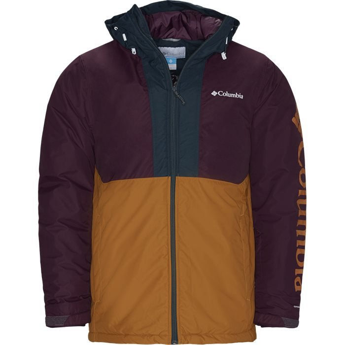 Timberturner Jacket - Jakker - Regular - Bordeaux
