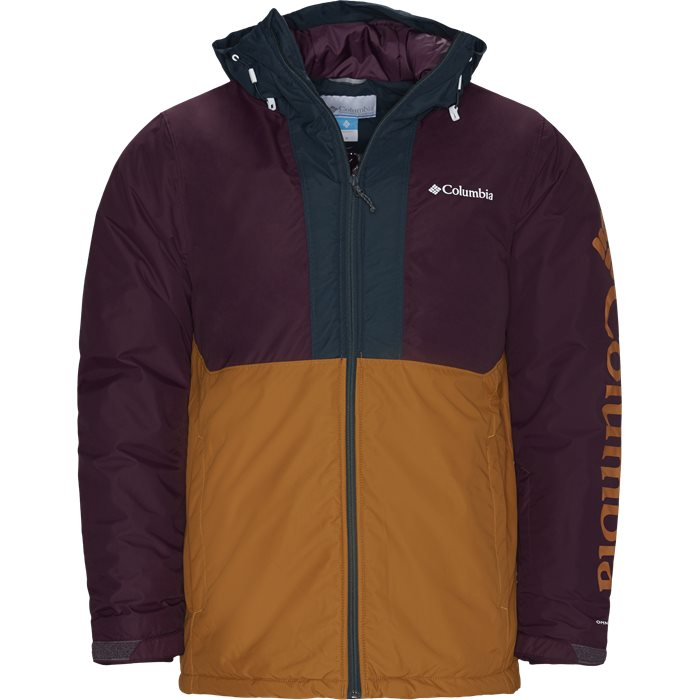 Jackets - Regular - Bordeaux