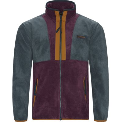 Back Bowl Fleece Regular | Back Bowl Fleece | Bordeaux