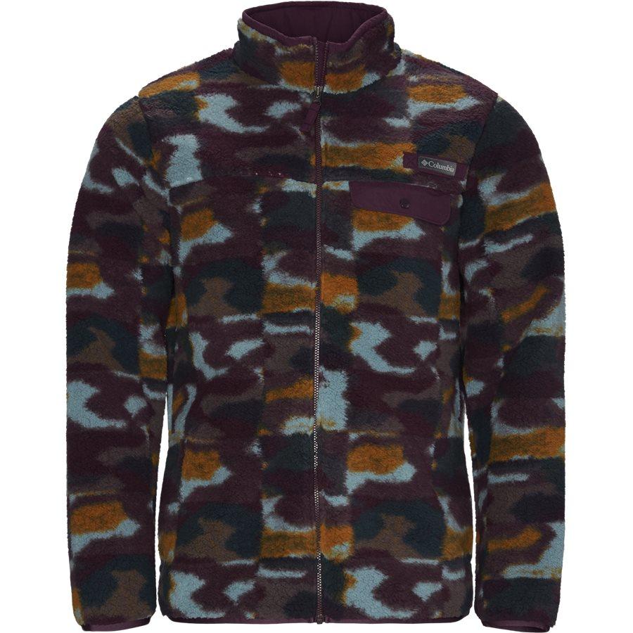 MOUNTAIN SIDE 1805002 - Sweatshirts - BLÅ - 1