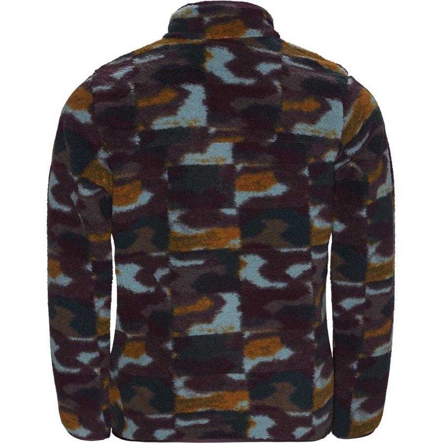 MOUNTAIN SIDE 1805002 - Sweatshirts - BLÅ - 2