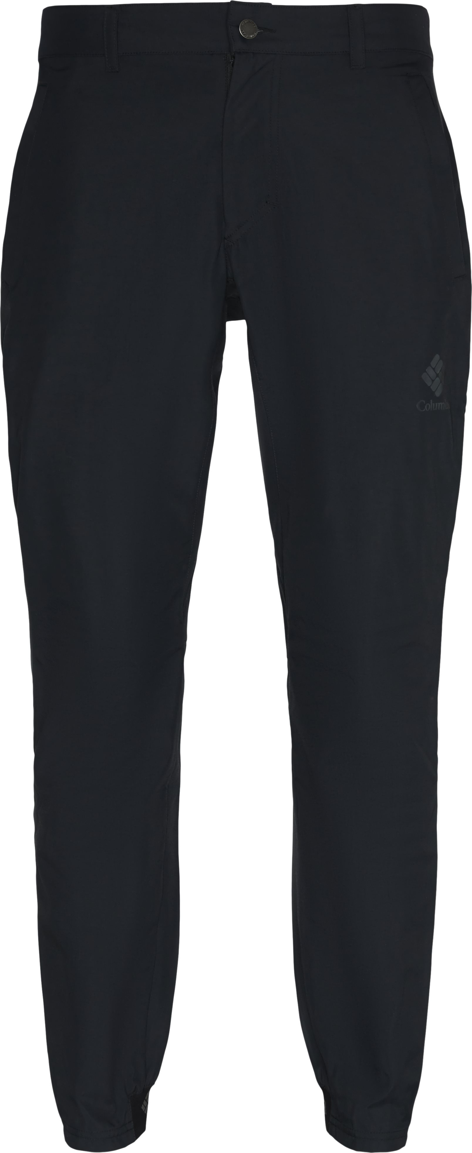 West End Pant - Bukser - Regular - Sort