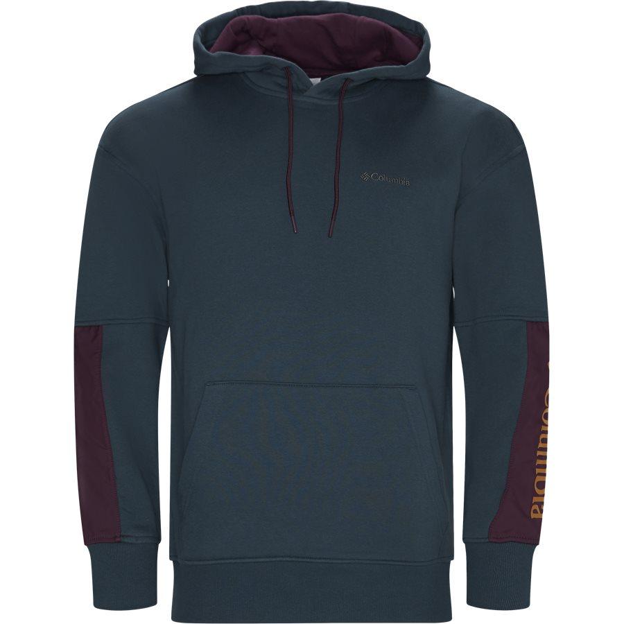 FREMONT HOODIE 1869071 - Sweatshirts - GRØN - 1
