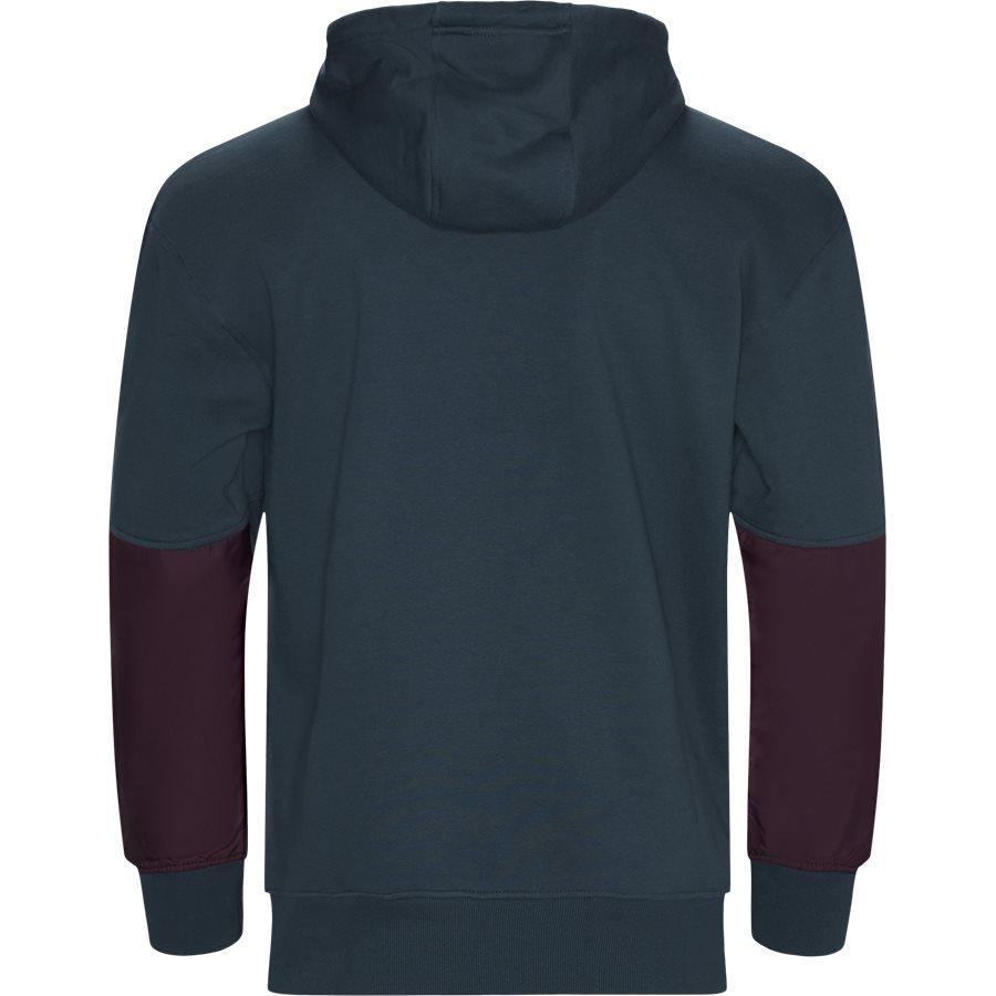 FREMONT HOODIE 1869071 - Sweatshirts - GRØN - 2