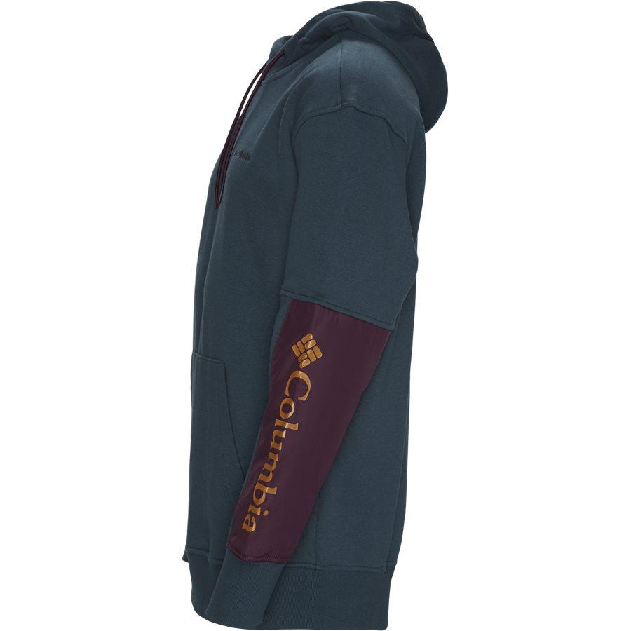 FREMONT HOODIE 1869071 - Sweatshirts - GRØN - 3
