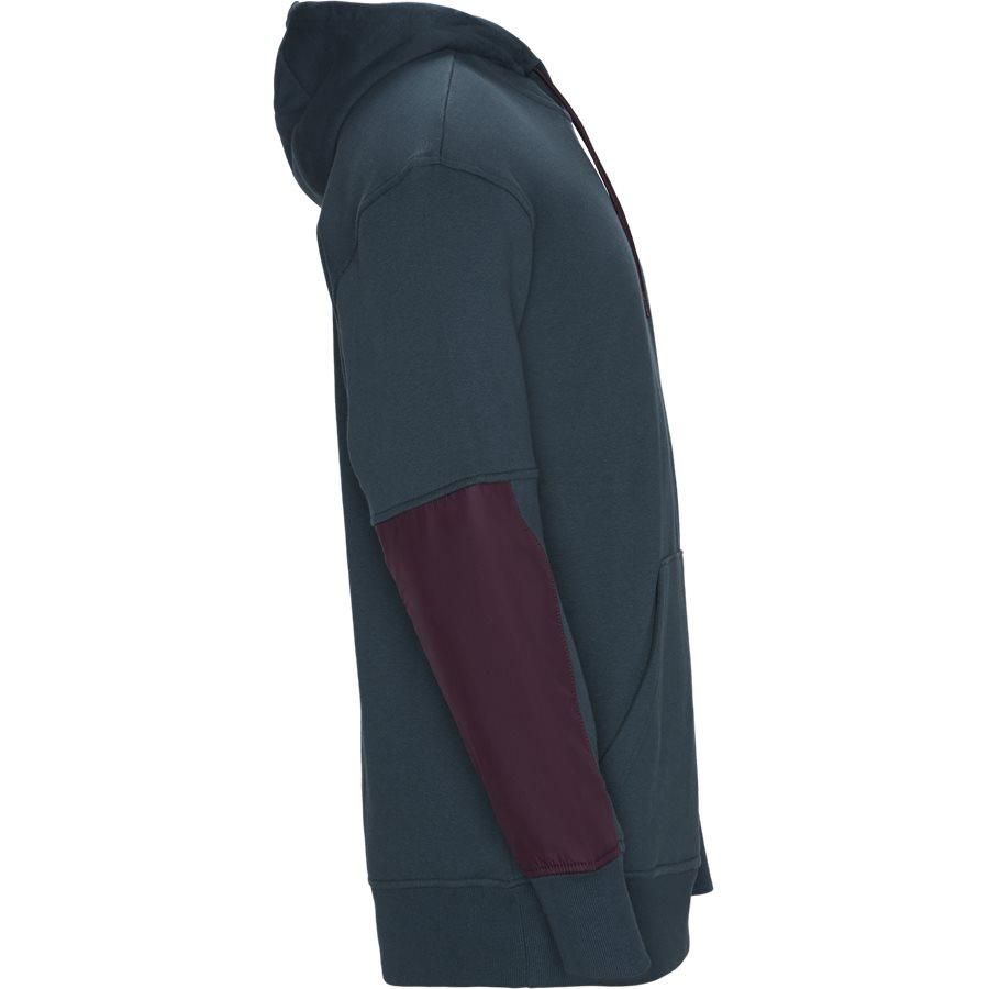 FREMONT HOODIE 1869071 - Sweatshirts - GRØN - 4