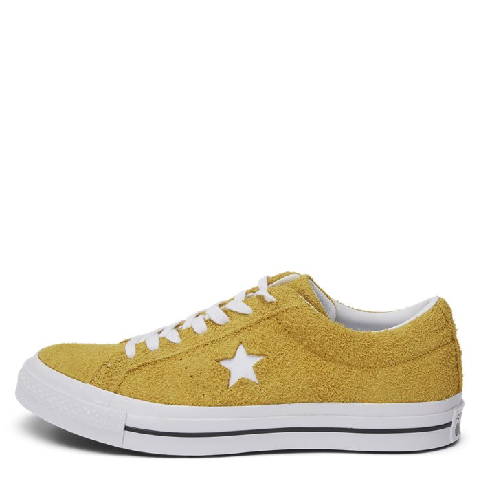 Shoes - Yellow